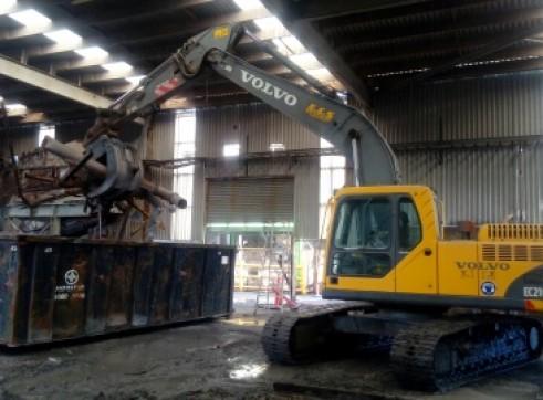 21T Volvo Excavator 3