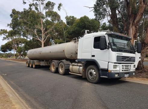22,000L Semi Water Truck