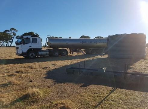 22,000L Semi Water Truck 2