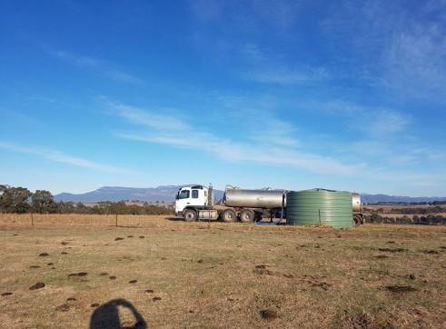 22,000L Semi Water Truck 3