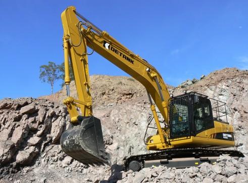 22T Detank Excavator