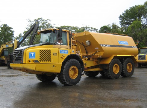 23,000 Lt Volvo A25D Water Truck - 3 Available