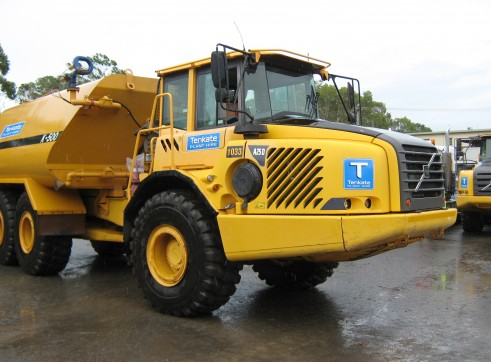 23,000 Lt Volvo A25D Water Truck - 3 Available 3