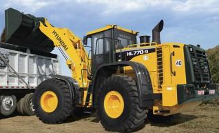 23 Tonne Hyundai HL770-9 Wheel Loader 1