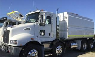 23,000L Kenworth Twin-Steer Water Truck 1