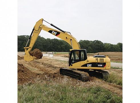 23T Caterpillar Excavator