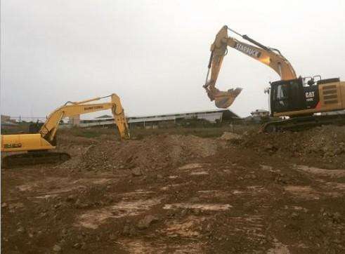 23T Excavator 1