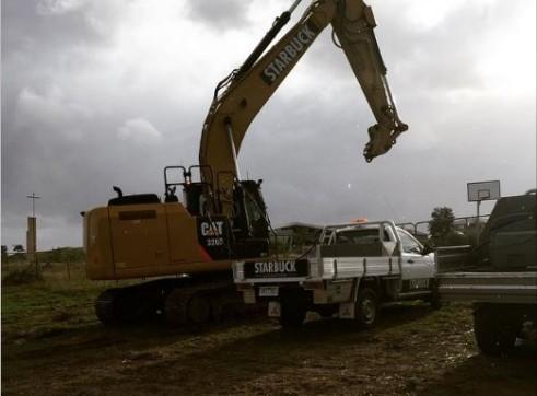 23T Excavator 2