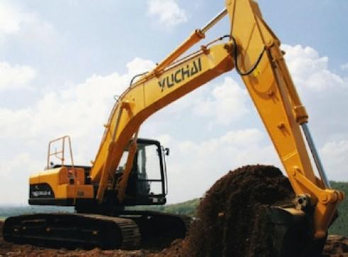 23T Yuchai YC230LC-8 23tonne Excavator 1