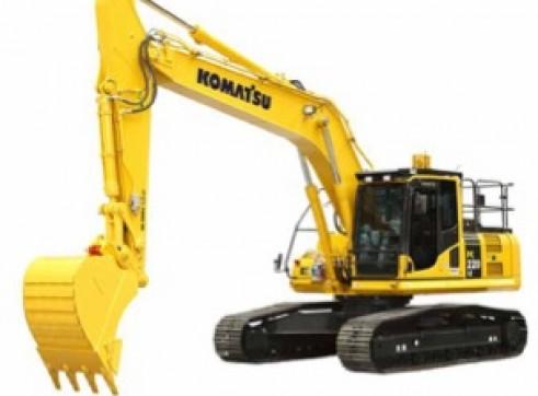 24T Komatsu PC220LC-8 Excavator