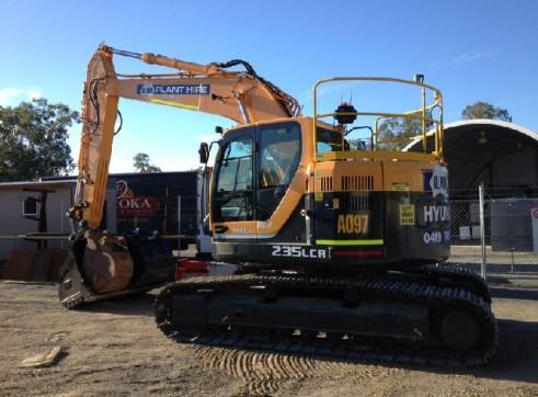 24T reduced tail swing Excavator full BMA spec trimble GPS 3