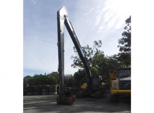 28T Volvo EC240 Long Reach Excavator - 18.5m reach 3