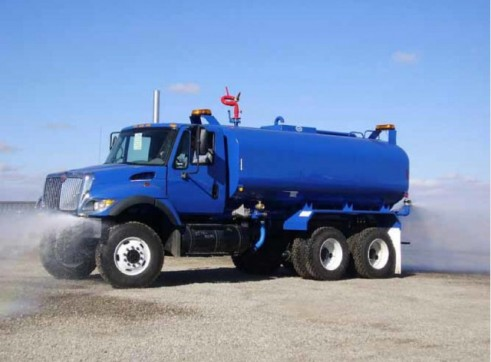 25 KL Water Truck