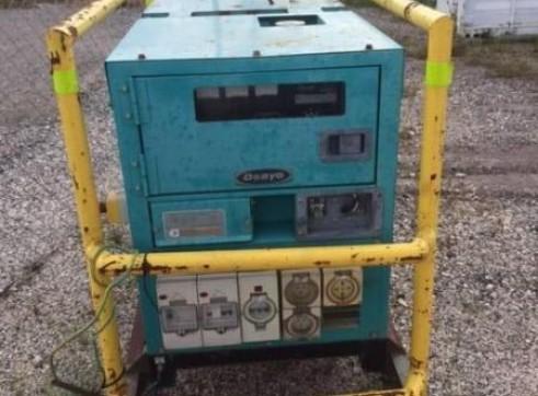 25KVA Generator 3