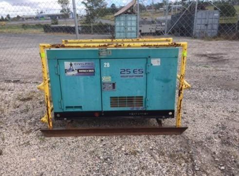 25KVA Generator 2
