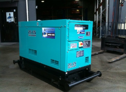 25KVA Generator 1