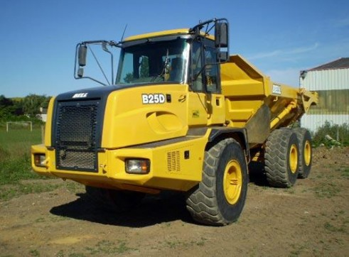 25T Articulated Dump Truck