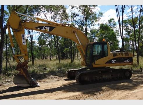 25T Caterpillar 325CL Excavator