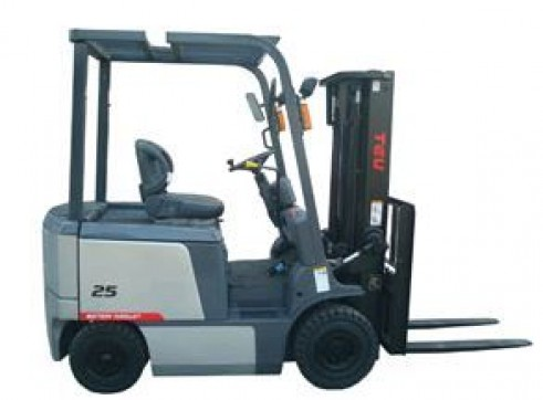 2.5T Electric Forklift 1
