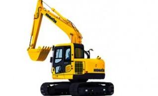 25T Komatsu PC228US Zero Swing Excavator 1