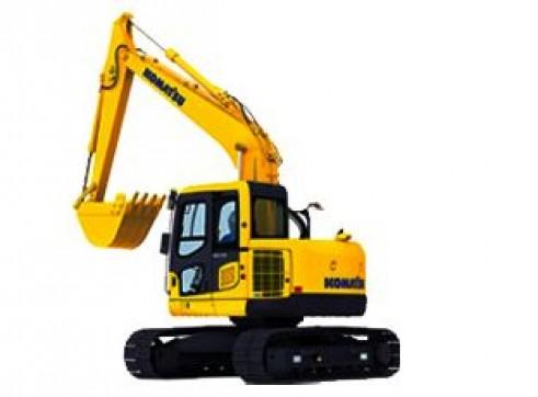 25T Komatsu PC228US Zero Swing Excavator
