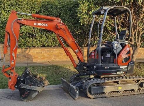2.5T Kubota U25 Excavator