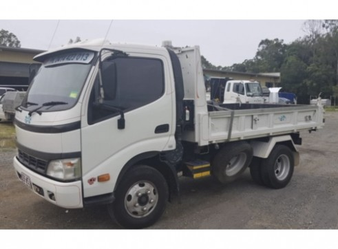 2.5T Tipper (car licence) 2