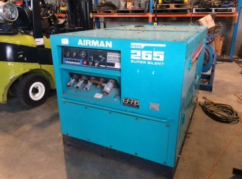 265 CFM Compressor 1