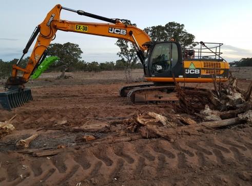 26T JCB Excavator 1