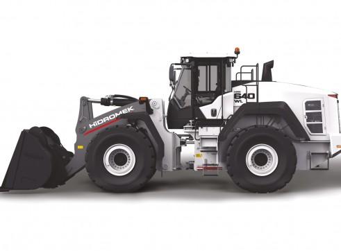 27T Hidromek HMK 640 Wheel Loader 5