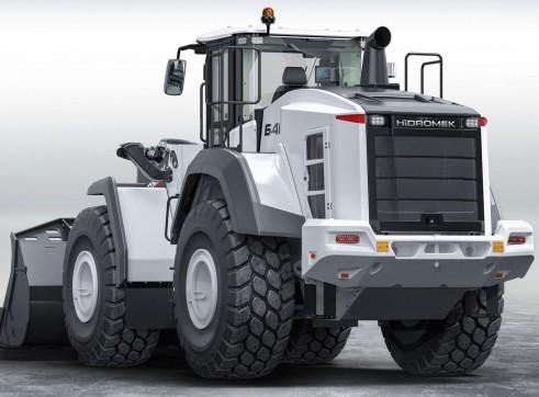 27T Hidromek HMK 640 Wheel Loader 6