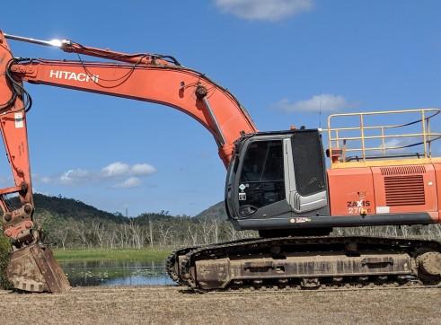 27T Hitachi ZX270 Excavator 2