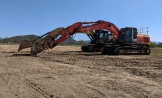 27T Hitachi ZX270 Excavator 1