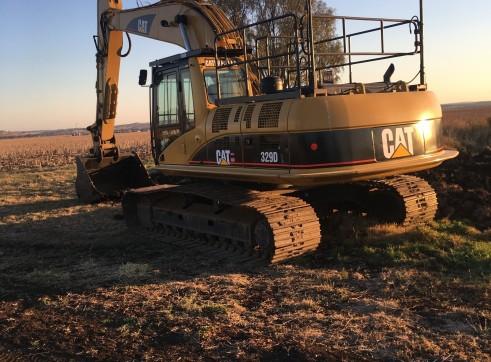 29T Caterpillar Excavator  1