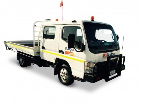 2WD 3T Dual Cab Tray 1