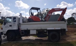 3-4t Combo (Excavator, Skidsteer & Truck) 1