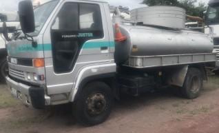 3,700L Mini Vacuum Truck 1