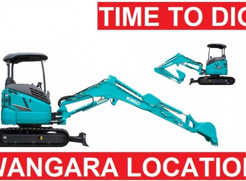 3 TON EXCAVATOR HIRE !!! GREAT LONG TERM RATES  1