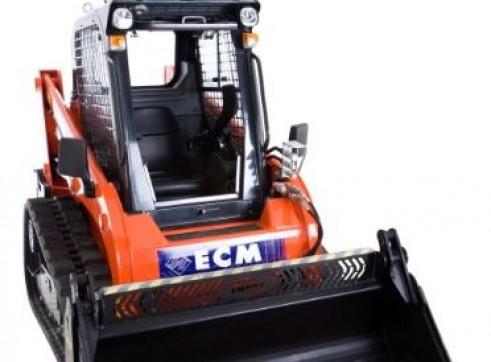 3.5T ECM ETL 160-4 Skid Steer Loader 1
