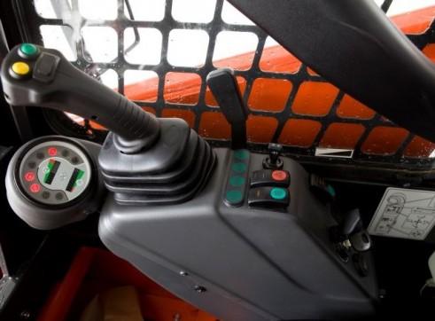 3.5T ECM ETL 160-4 Skid Steer Loader 2