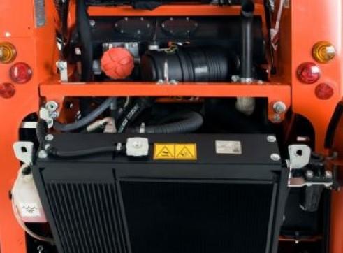 3.5T ECM ETL 160-4 Skid Steer Loader 3