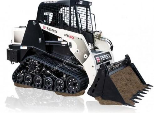 3.5t Excavator + PT50 Posi-track  2