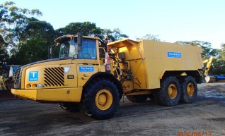 30,000 Lt A30 Volvo Water Truck  1