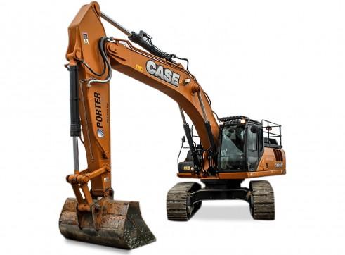 30 - 35T Excavators 1
