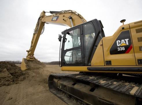 30 - 35T Excavators