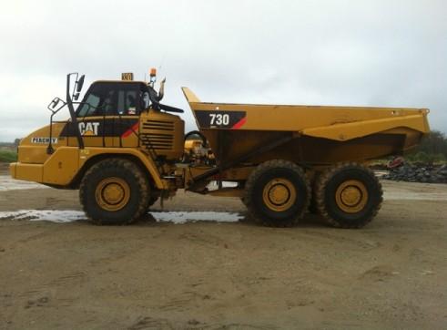 30 Ton Artic Dump Truck 1