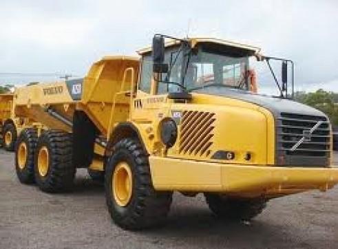 30 Tonne Artic Truck 1