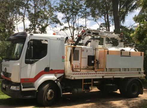 3000L & 6000L Vacuum Trucks 1