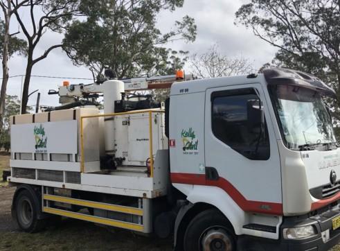 3000L & 6000L Vacuum Trucks 3