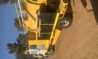 3000L Vacuum Excavation Truck 1